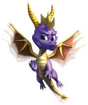 Spyro flap