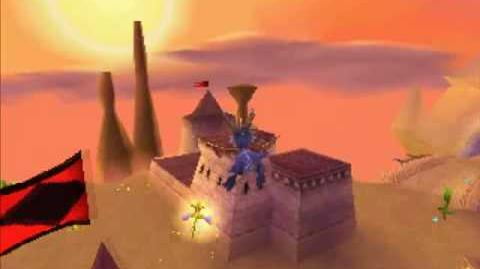 Spyro the Dragon -09- Cliff Town