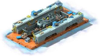 LCR-48 Landing Craft Construction