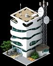 Building Radio Station
