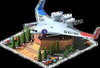 Decoration Sub-Orbital Plane