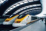 RealWorld Aeroexpress Train