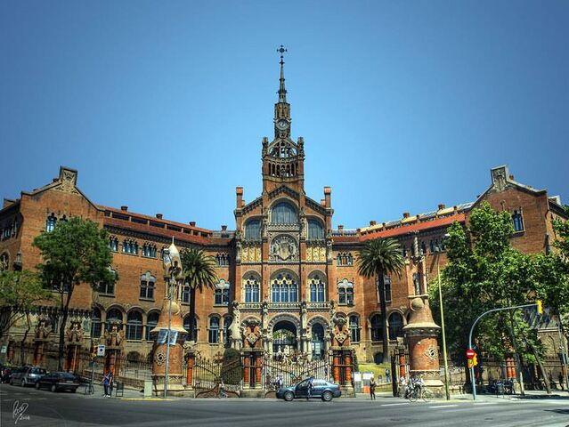File:Hospital de Sant Pau.jpg