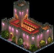 Castillo de la Mota (Night)