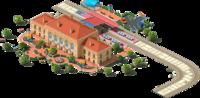 Megapolis Unity Station L2