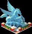 Pedestal Pegasus