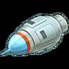 CS-38 Rocket Hull