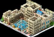 The Louvre Construction