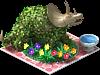 Dinosaur Fountain