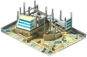 Space Museum Construction