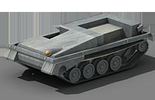 LP-22 Light Tank Construction