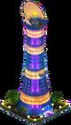 Aspire Tower (Night)