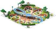 Decoration Park of Harmony