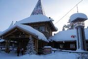 RealWorld Santa's House