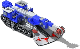 TBM-56 Drilling Machine L0