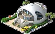 Building Couple Villa
