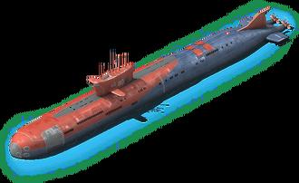 NS-46 Nuclear Submarine L1