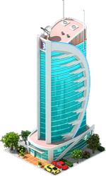 Wave Skyscraper