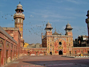 RealWorld Wazir Khan Mosque