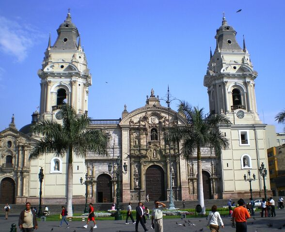 File:RealWorld Cathedral of Lima.jpg