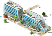 Fake Hills Residential Complex (Building) Construction