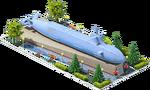 Silver NS-64 Nuclear Submarine