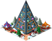 Cyber Christmas Tree