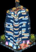 YVE Apartments (Night)