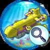 Mission Detecting a Sunken Vessel
