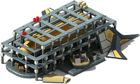 SS-36 Spaceship Locked