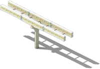 Monorail Section L1