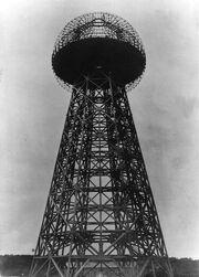 RealWorld Wardenclyffe Tower