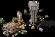 Autonomous Water Station Construction