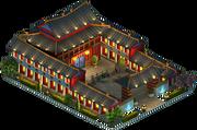 Tin Hau Temple (Night)