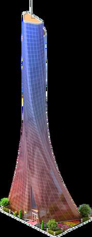 Tornado Tower (MBSpecial)