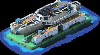 LCS-62 Coastal Ship Construction
