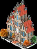 Eerie Estate