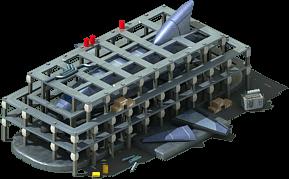 OS-52 Orbital Shuttle Locked