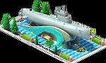 Silver DS-16 Diesel Submarine