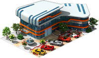 Sports Car Museum