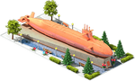 Bronze NS-64 Nuclear Submarine