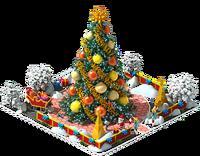 Santo Domingo Christmas Tree