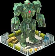 Goliath War Robot