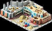 Cheerleader School Construction