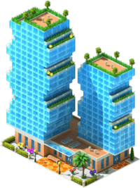 Green Corporate Towers