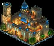 Palacio Real de Olite (Night)