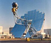 RealWorld Solar Power Plant
