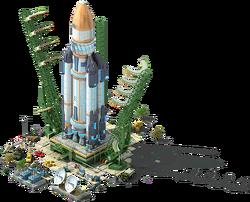 Meteorite Rocket Complex L2