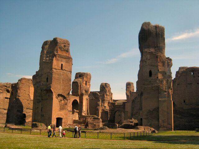 File:Baths of Caracalla.jpg
