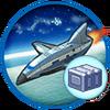 Mission Scientific Equipment Delivery